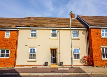 Thumbnail 4 bed terraced house for sale in Ridge View, Houghton Conquest