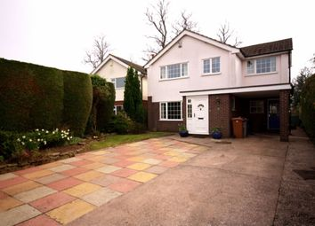 Thumbnail 4 bed detached house for sale in Sycamore Close, Nantwich