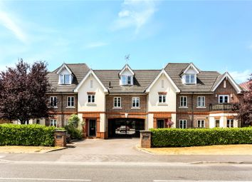 Thumbnail 2 bed flat for sale in Bishops Court, 30 New Road, Ascot, Berkshire