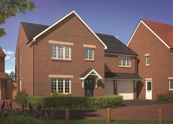 "Thumbnail 5 bedroom detached house for sale in ""The Compton"" at Upper Redlands Road, Reading"
