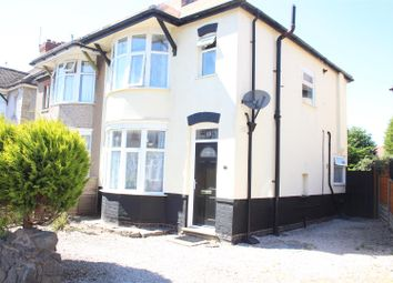 Thumbnail 3 bed semi-detached house for sale in Oban Road, Hinckley