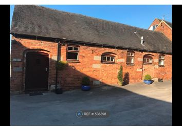 Thumbnail 2 bed semi-detached house to rent in Yeaveley, Ashbourne