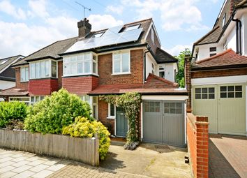 Thumbnail 5 bed semi-detached house to rent in Brantwood Road, London