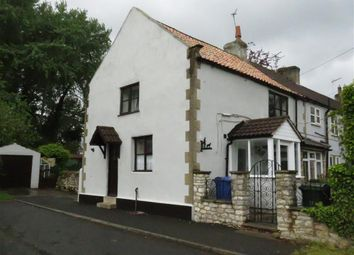 Thumbnail 2 bedroom end terrace house for sale in No Road, Campsall, Doncaster