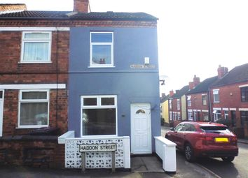 Thumbnail 2 bed semi-detached house to rent in Haddon Street, Tibshelf, Alfreton