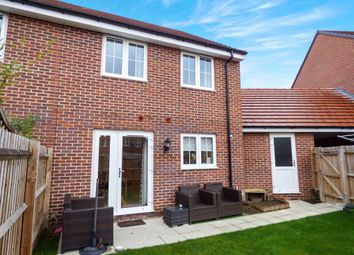 Thumbnail 3 bed semi-detached house for sale in Cornwell Close, Buntingford