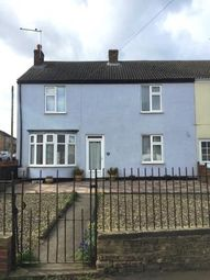 Thumbnail 3 bedroom end terrace house for sale in Cross Street, Farcet, Peterborough, Cambridgeshire