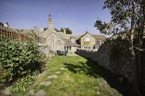 Thumbnail 2 bed terraced house to rent in High Street, Langton Matravers, Swanage