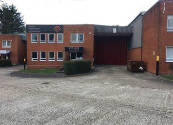 Thumbnail Warehouse to let in Unit 6 Woodside Road, Boyatt Wood, Eastleigh, Hampshire