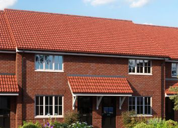 Thumbnail 3 bed terraced house for sale in Barns Close, Cheddon Fitzpane, Taunton