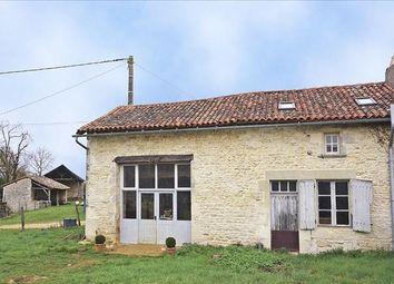 Thumbnail 1 bed property for sale in Civray, 86400, France