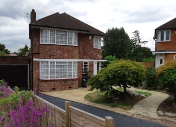 Thumbnail 3 bed detached house for sale in Greystoke Gardens, Oakwood, Enfield