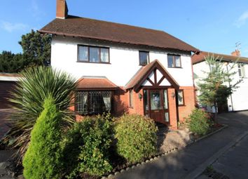 Thumbnail 4 bedroom detached house for sale in Back Lane, Chellaston, Derby