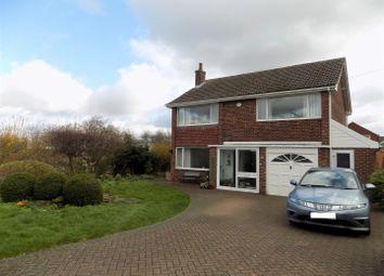 Thumbnail 4 bedroom detached house for sale in Nursery Road, Bingham, Nottingham