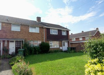 Thumbnail 3 bedroom terraced house for sale in Low Street, Crownthorpe, Wicklewood, Wymondham