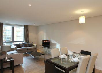 Thumbnail 3 bedroom flat to rent in Merchant Square, Paddington Basin