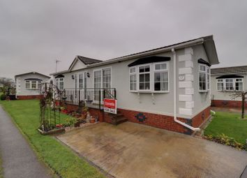 Thumbnail 2 bed mobile/park home for sale in Sunnybank, Lapley, Stafford