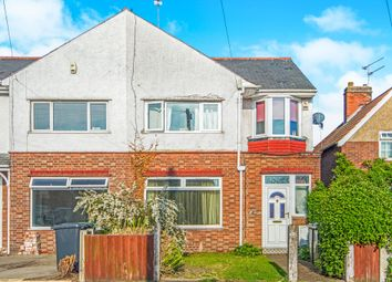 Thumbnail 4 bed end terrace house for sale in Onslow Avenue, Great Yarmouth