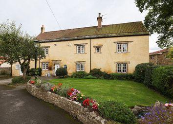 Thumbnail 5 bed farmhouse for sale in Burghwallis, Doncaster
