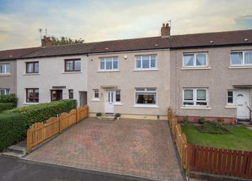 Thumbnail 3 bed terraced house for sale in Wyvis Avenue, Knightswood, Glasgow