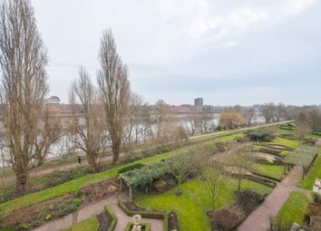 Thumbnail 3 bed flat to rent in Holst Mansions, Barnes, London