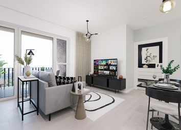 """Thumbnail 1 bedroom flat for sale in """"Medrano Apartments"""" at Western Avenue, Acton, London"""