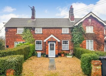 Thumbnail 3 bed terraced house for sale in Ryedale Cottage, Wragholme Road, Grainthorpe, Louth, Lincolnshire