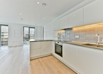 Thumbnail 1 bedroom flat for sale in Carrick House, Royal Wharf