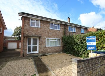 Thumbnail 4 bedroom semi-detached house to rent in Alice Smith Square, Littlemore, Oxford