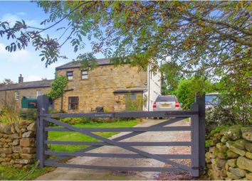 Thumbnail 3 bed detached house for sale in Arkleside, Leyburn