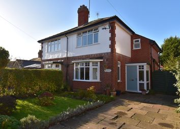 Thumbnail 3 bed semi-detached house for sale in Princes Avenue, Droitwich
