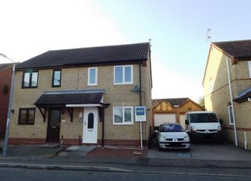 Thumbnail 2 bed semi-detached house for sale in Bradwell, Great Yarmouth, Norfolk