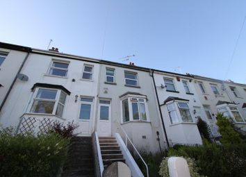 Thumbnail 2 bedroom terraced house for sale in Crantock Terrace, Plymouth