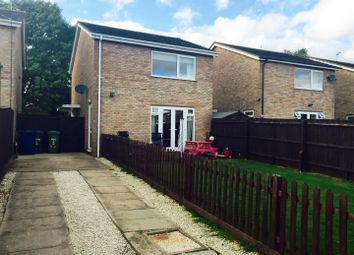 Thumbnail 2 bed detached house for sale in Silverwood Walk, Yaxley, Peterborough