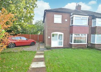 Thumbnail 3 bed semi-detached house for sale in Vernon Road, Bredbury, Stockport, Cheshire