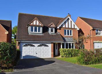Thumbnail 4 bed detached house for sale in Cornbrash Rise, Hilperton, Trowbridge, Wiltshire