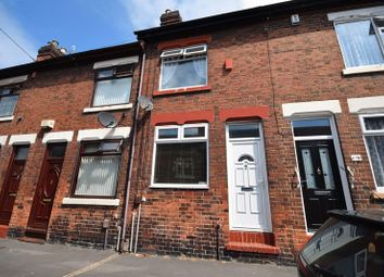 Thumbnail 3 bedroom terraced house for sale in Capewell Street, Longton, Stoke-On-Trent