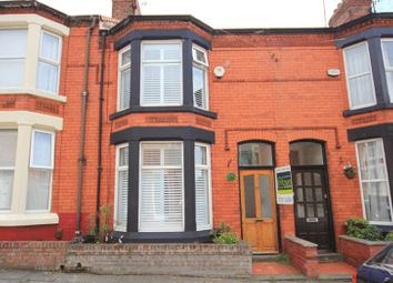 Thumbnail 3 bed terraced house for sale in Lucan Road, Aigburth, Liverpool