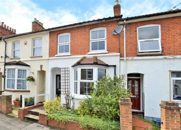 Thumbnail 2 bed terraced house for sale in Cavendish Road, Aldershot