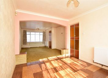 Thumbnail 3 bed terraced house for sale in Prince Charles Close, Southwick, West Sussex