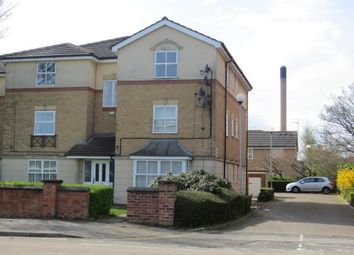 Thumbnail 2 bed flat to rent in Park Street, Hull