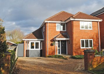 Thumbnail 5 bed detached house for sale in Papist Way, Cholsey, Wallingford