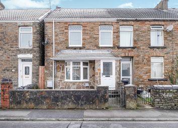 Thumbnail 2 bed terraced house for sale in Tabernacle Street, Skewen, Neath