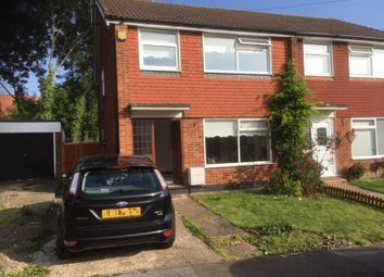 Thumbnail 3 bed end terrace house for sale in Peel Way, Harold Wood, Romford
