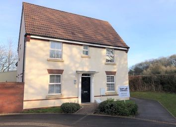 Thumbnail 3 bed detached house for sale in Jubilee Close, Midsomer Norton, Radstock