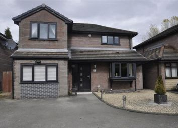 Thumbnail 4 bed detached house for sale in Foxley Close, Droylsden, Manchester