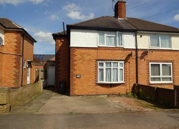 Thumbnail 3 bedroom semi-detached house for sale in Braunstone Lane, Leicester