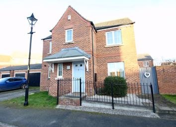 Thumbnail 3 bed detached house for sale in Partridge Green, Witham St. Hughs, Lincoln