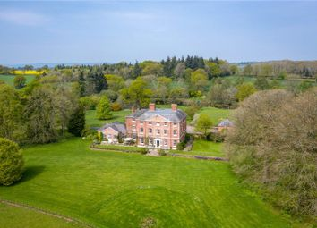 Thumbnail 9 bed property for sale in The Old Rectory, Pudleston, Leominster