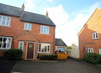 Thumbnail 3 bed semi-detached house for sale in Freemans Orchard, Newent